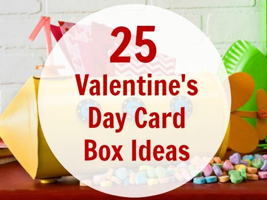 25 Valentine\u0027s Day Card Box Ideas for Kids Plaid Online