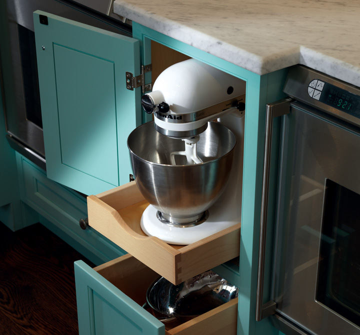 Folding Kitchen Island Kitchen Cabinets With The Sweetest Dreams Plain & Fancy