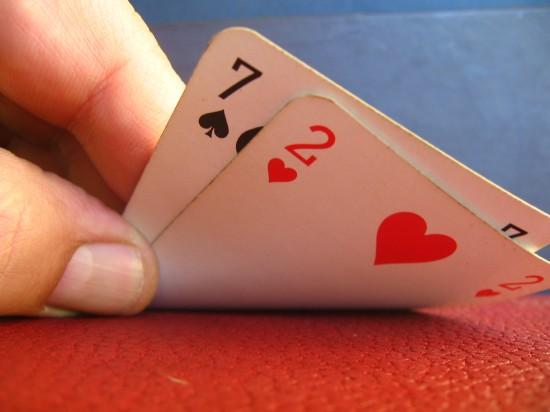 Cartas de poquer