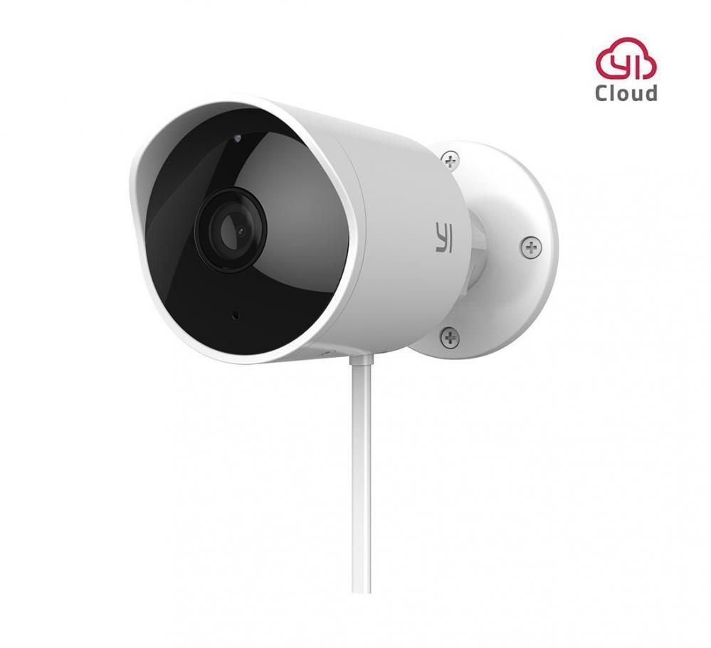 Camera De Surveillance Exterieur Sans Fil Samsung Test Yi Technology Outdoor Camera