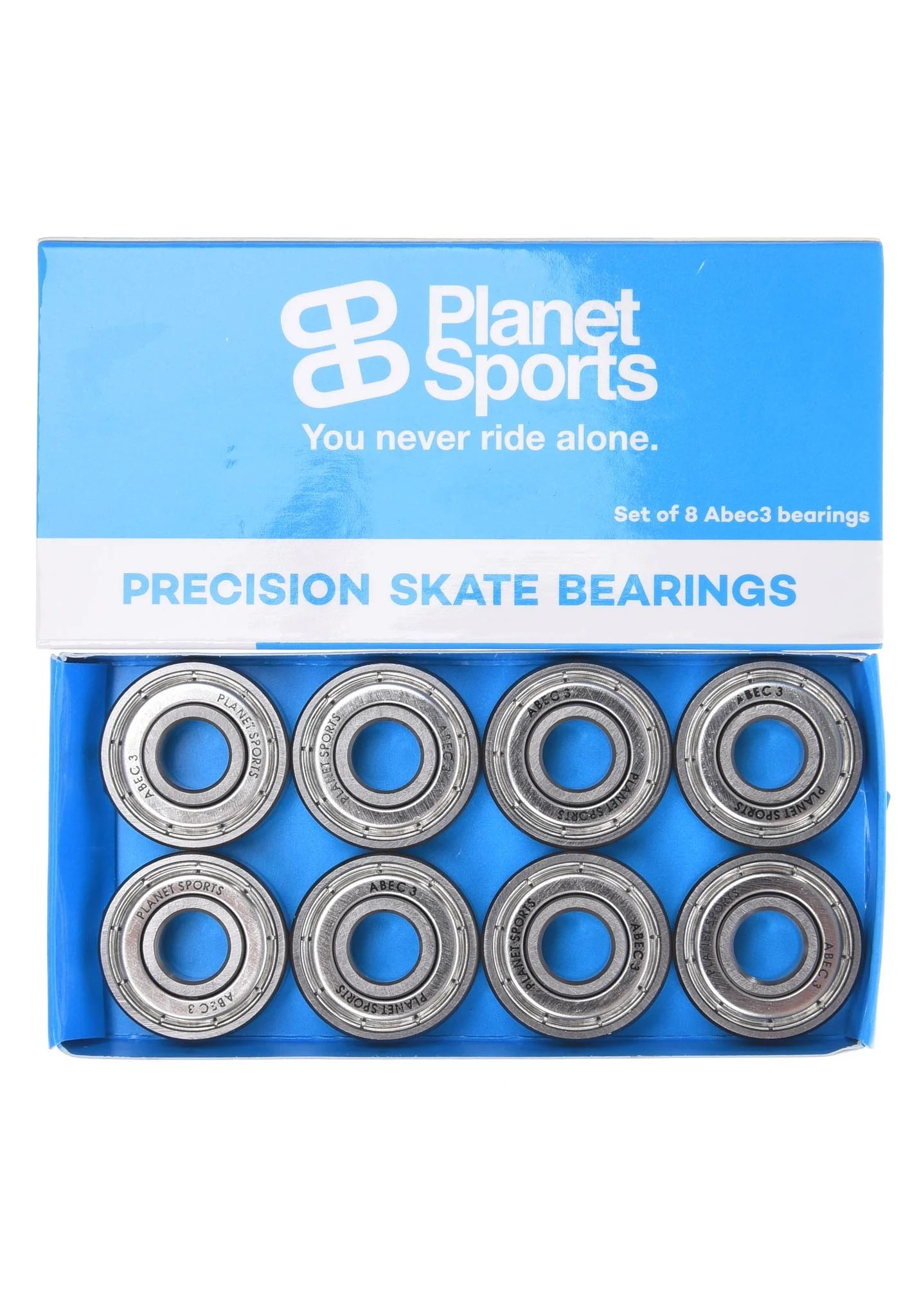 Amazon Kugellager Planet Sports Bearings Abec 3 Kugellager Mehrfarbig