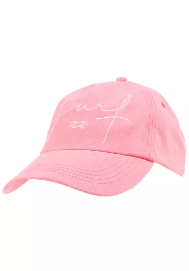 Portemonnaie Damen Stoff Billabong Surf Cap - Cap Für Damen - Pink - Planet Sports