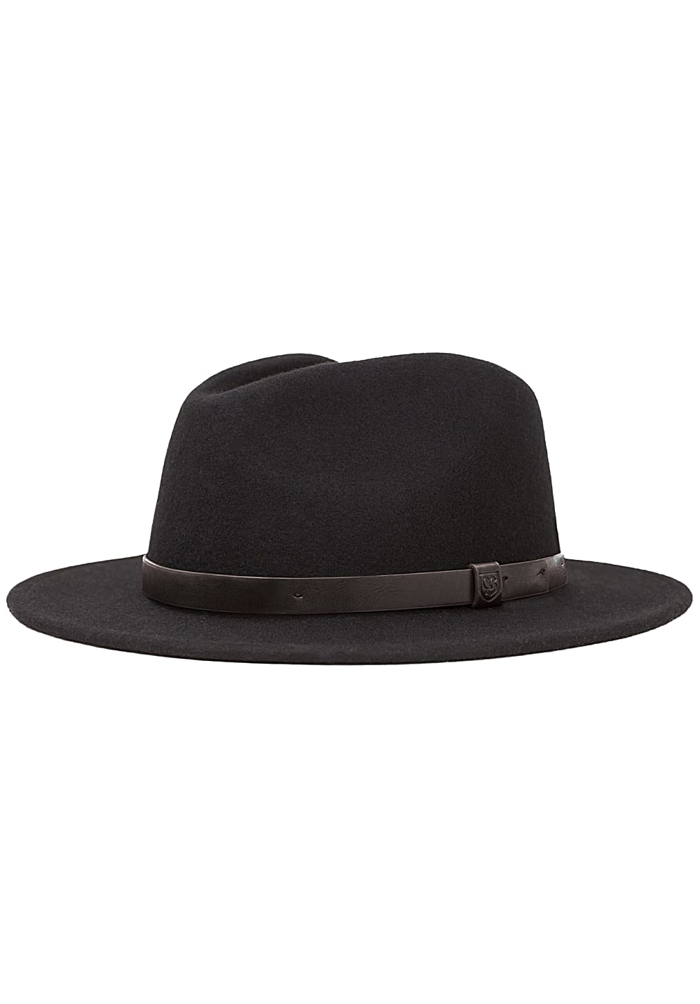 Brixton Messer Fedora Hut Schwarz Planet Sports