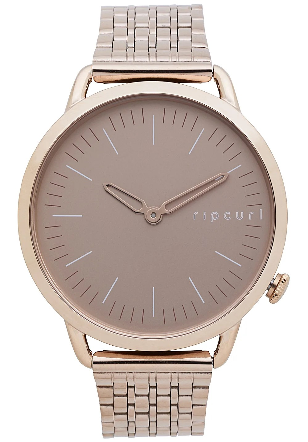 Rip Curl Super Slim Rose Gold Sss Uhr Für Damen Gold Planet Sports