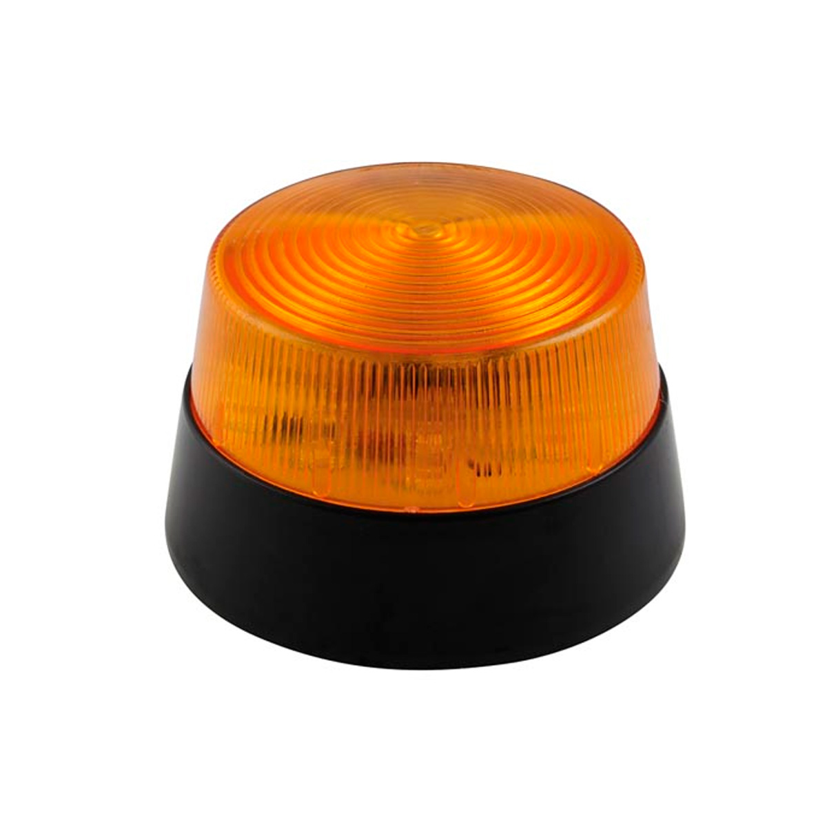 Lamparas Led Electro Dh Lámpara Estroboscópica Led Flash 12v Naranja