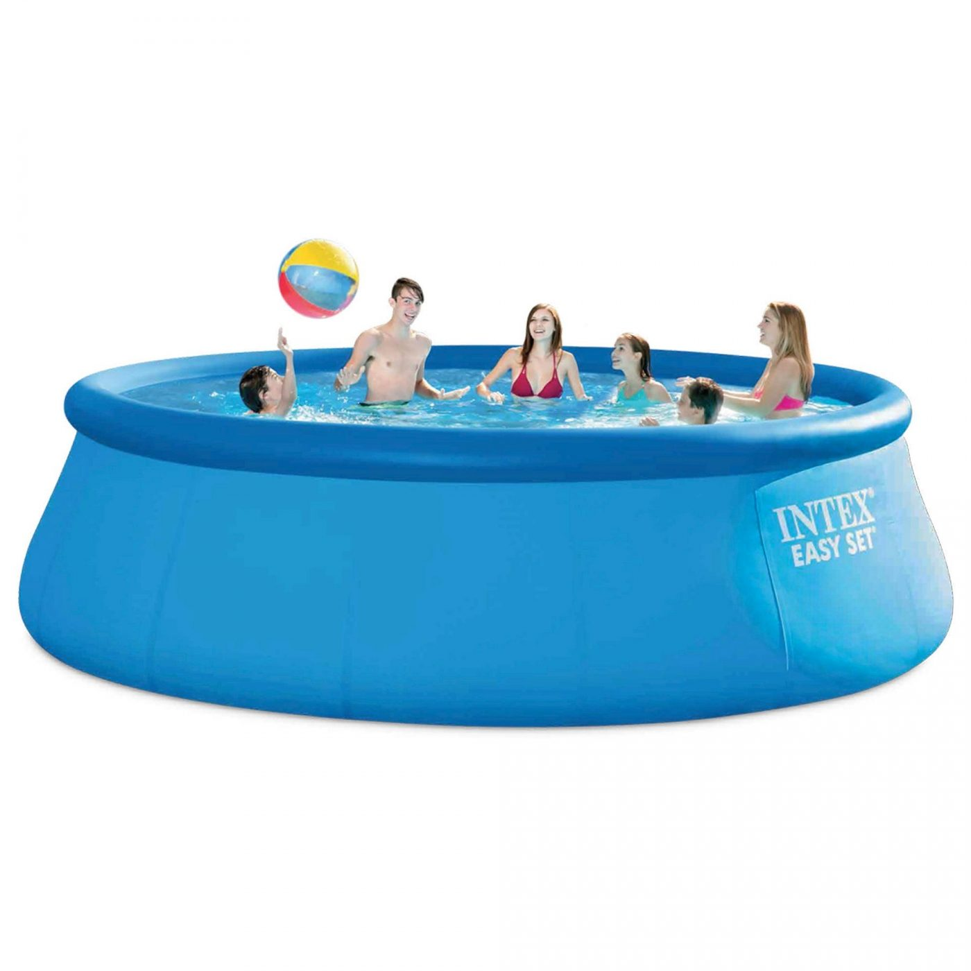 Intex Piscinas Acessorios Piscina Easy Set 457 X 122 Cm Intex Por 274 95 En