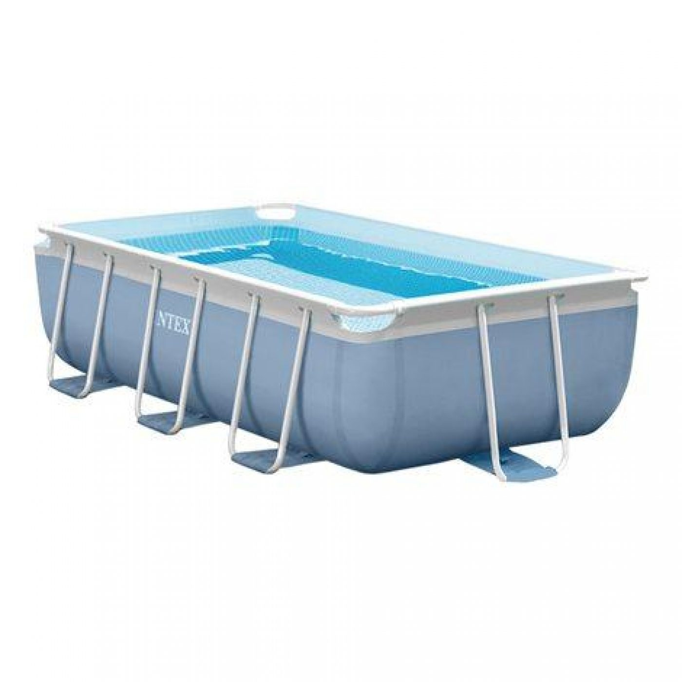 Piscina Intex 6000 Litros Medidas Piscina Desmontable Rectangular Intex Prisma Frame
