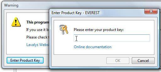 Clave gratuita para Everest Ultimate Edition