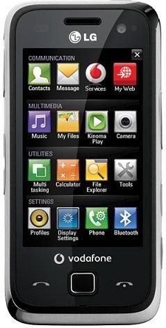 LG GM-750 Layla características y precio