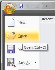 Abrir un archivo ppsx