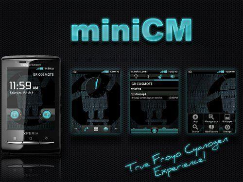 miniCM