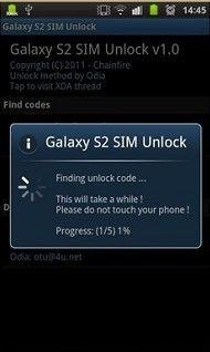Desbloquear Samsung Galaxy S II i9100