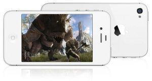 Juegos de salida para iPhone 4S