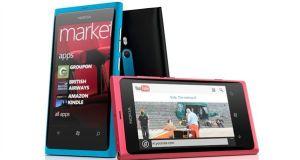 Presentados en España el Nokia Lumia 800 y el Nokia Lumia 710