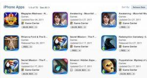 Suscripciones juegos App Store