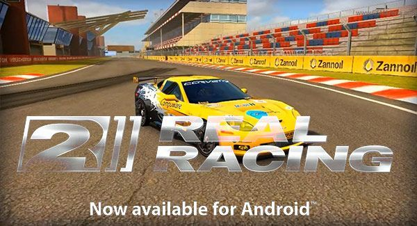 EA Real Racing 2