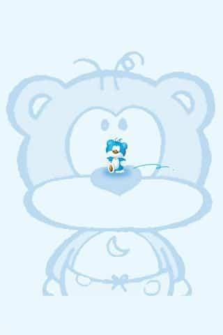 blue bear 7 - 100 fondos de pantalla para Android y iPhone - Planeta Red