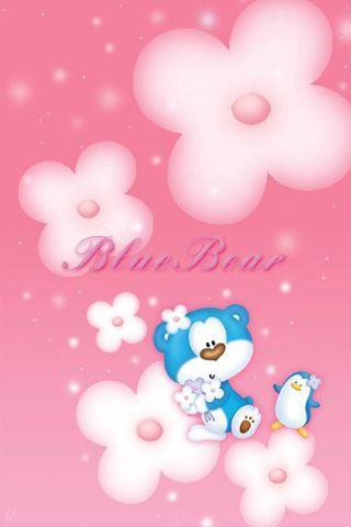 blue bear 8 - 100 fondos de pantalla para Android y iPhone - Planeta Red