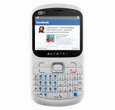 Alcatel one touch 813F