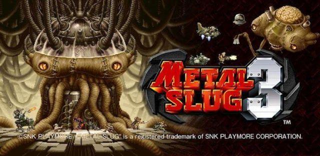 Metal Slug 3 ya disponible para Android