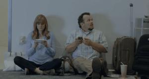 Anuncio de Samsung donde se burlan de los usuarios de un iPhone