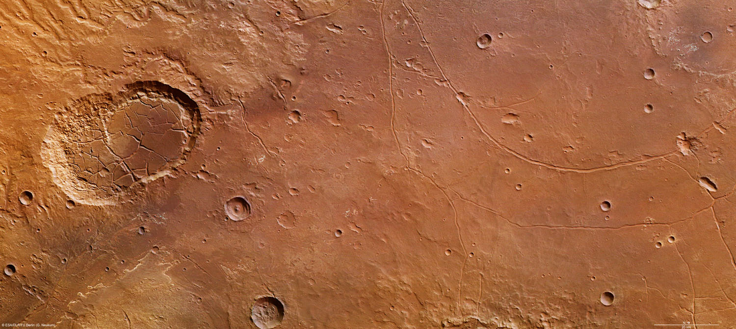 Water Animation Wallpaper Surface Geology Of Mars The Center For Planetary Science