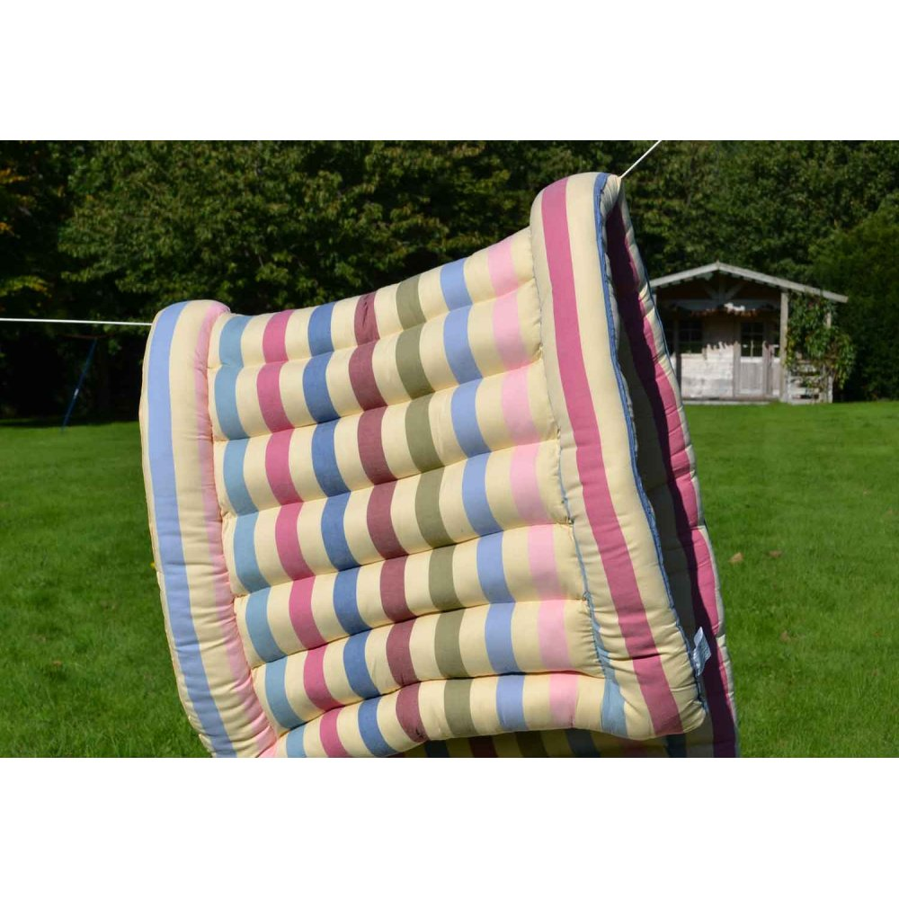 Rolled Single Mattress Bill Brown Cotton Roll Up Bed
