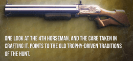 The 4th Horseman Exotic Review