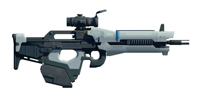 how to get scout rifles for mida quest
