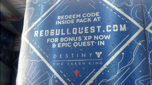 red bull destiny content update