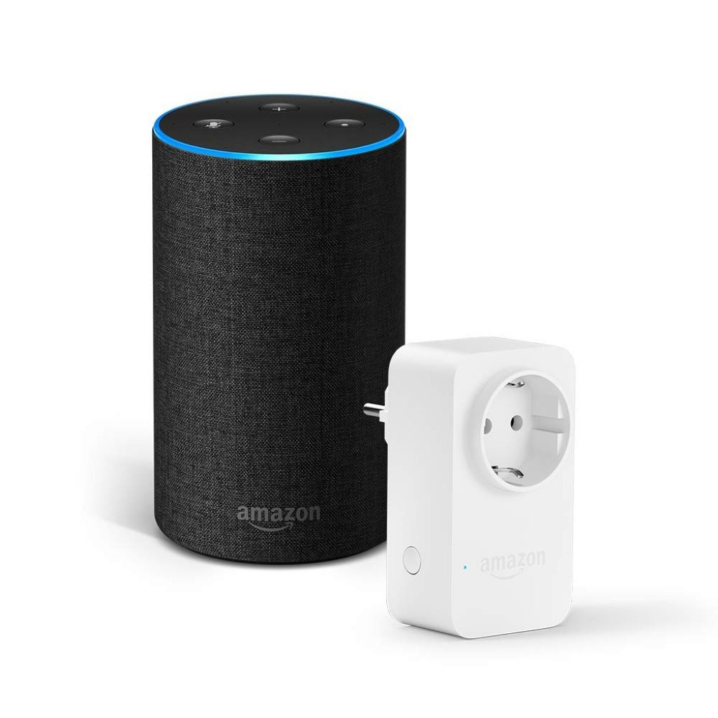 Lettini Con Sponde Amazon Amazon Echo Antracite Amazon Smart Plug Compatibile Con Alexa
