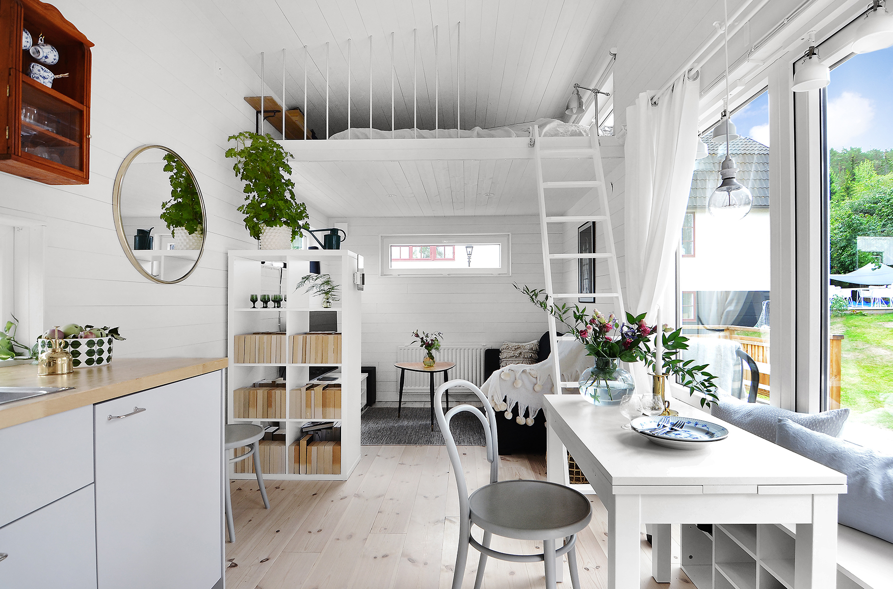 Tiny House Interieur Tiny House Archives Planete Deco A Homes World