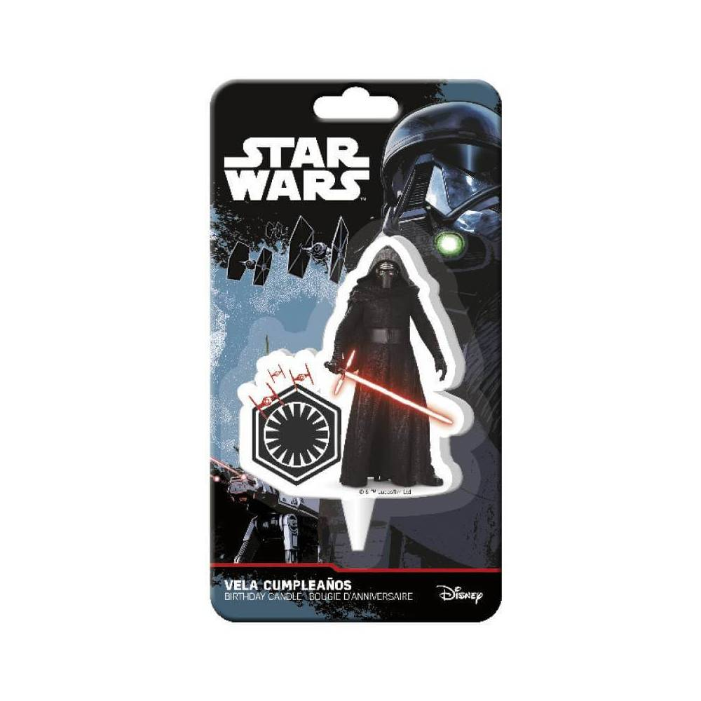 Vermicelle Decoration Gateau Bougie Star Wars 2d - Planete Gateau Cake Design Et Patisserie