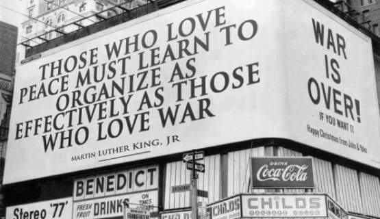 Peace Martin Luther King, Jr.