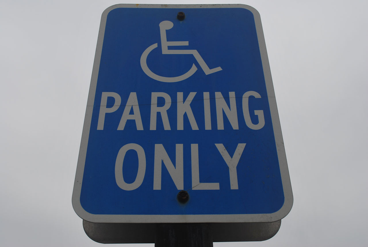 Placard Rampant Putting A Stop To Disabled Placard Fraud In L A News Planetizen