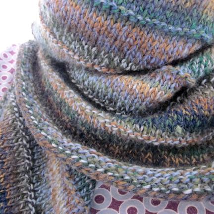 Boneyard scarf