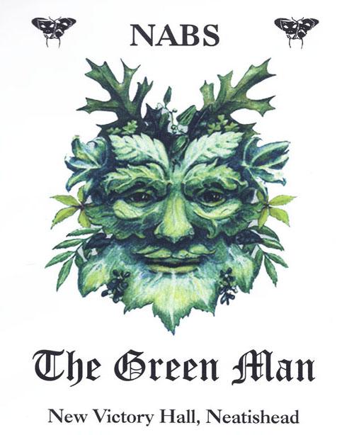 Green Man Panto