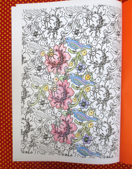 Art Therapy book Mandalas