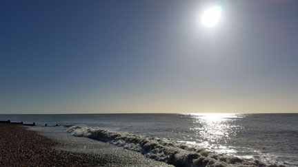 Bexhill sea