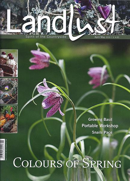 Landlust Cover