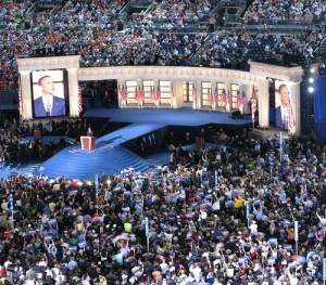 Obama Denver acceptance
