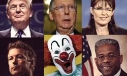CPAC 2013 - Clown
