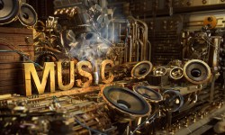 awesome-music-theme