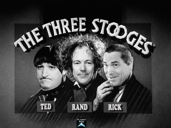 The Three Stooges - GOP