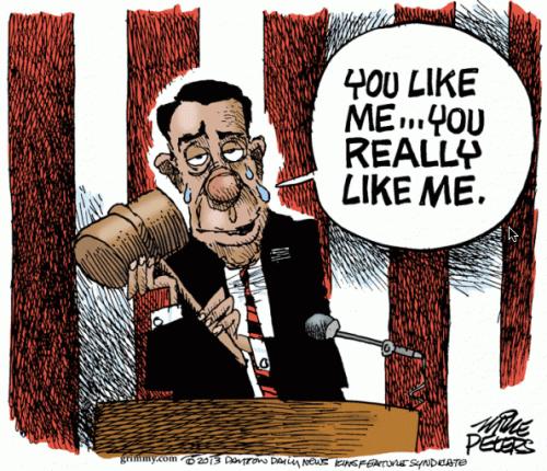 Boehner You Like Me