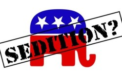 GOP Sedition