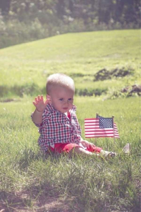Vote for me U.S. President 2050! Photo courtesy of Kayla Dunham.