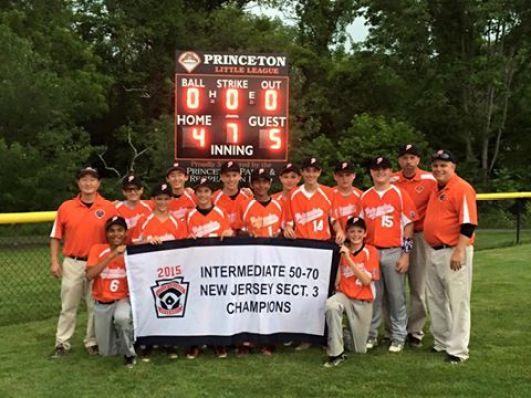Princeton Little League
