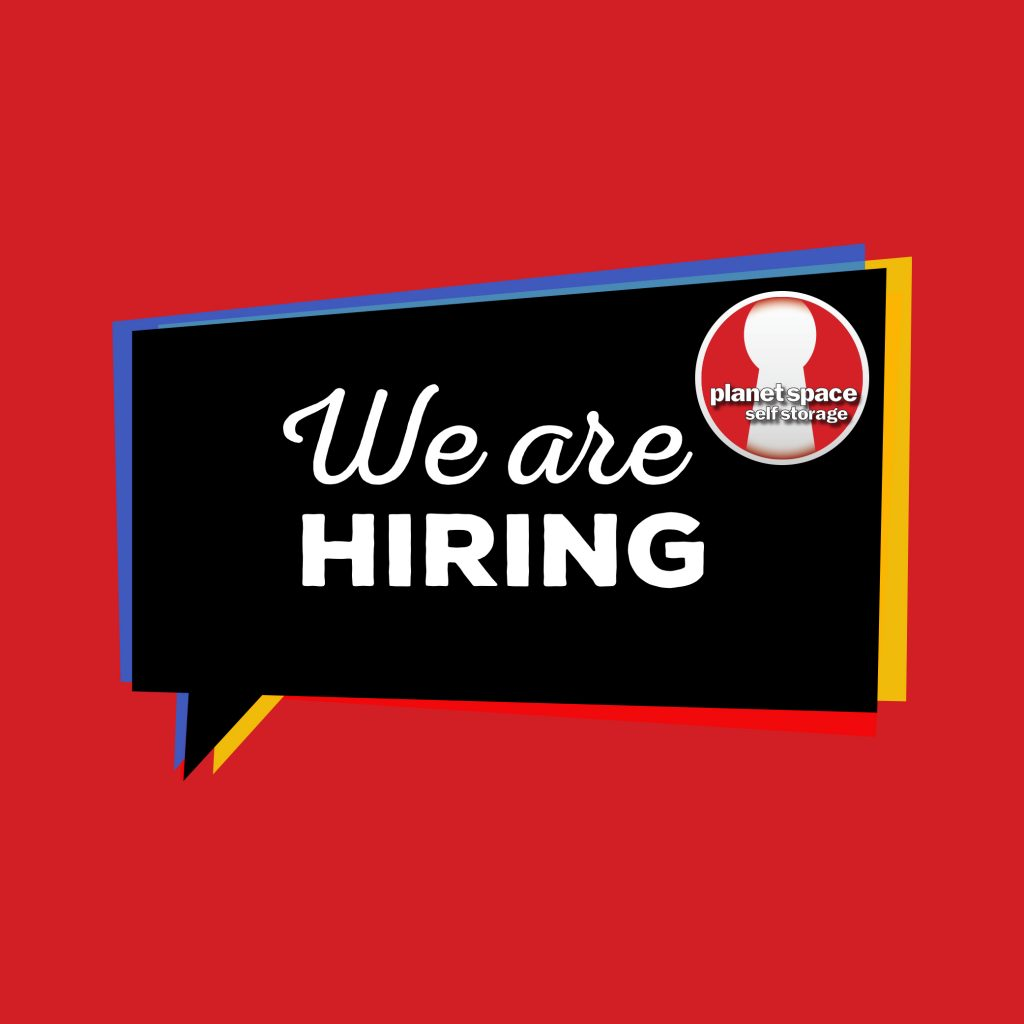 Planet Self Storage We Are Hiring