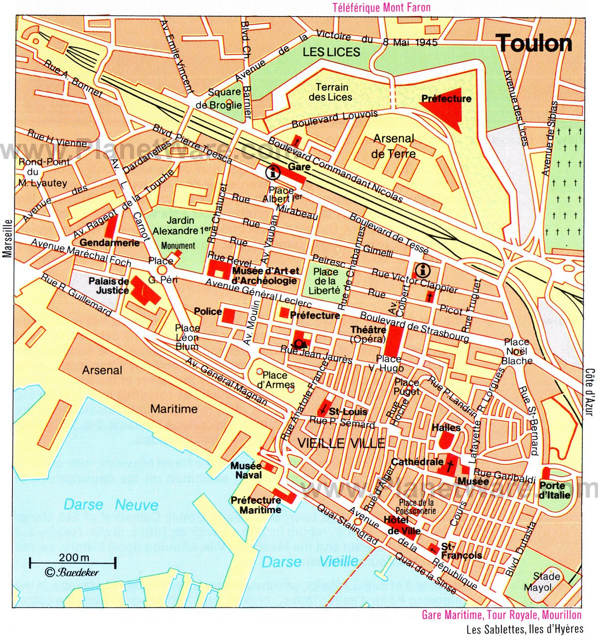 Bus Toulon Marseille 10 Top Tourist Attractions In Toulon Easy Day Trips Planetware